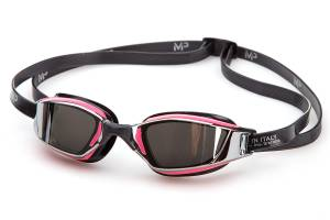 MP Okulary Michael Phelps XCeed Mirror Pink