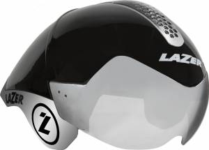 Lazer Kask Aero Wasp Air Tri Black M-L